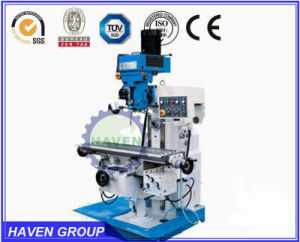 X6323A HAVEN Brand High quanlity Universal turret milling machine pictures & photos