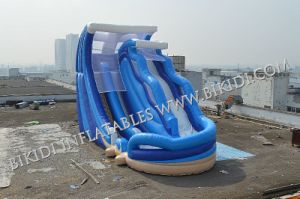 Commercial PVC Inflatable Bouncer Climbing Slide, Made in China Giant Inflatable Slider for Sale pictures & photos