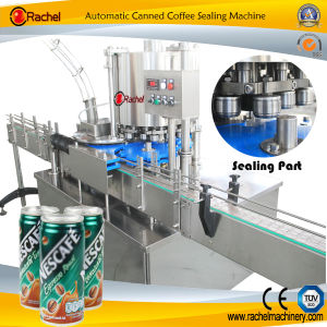 Automatic Aluminum Can Seamer Line pictures & photos