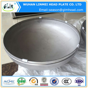 Stainless Steel End Cap Dish Head Tank Head pictures & photos