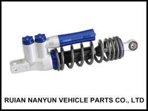 High-End Nanyun Motorcycle Shock Absorber with Airbag (QS-3024)
