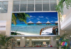 Large Size Full Color LED Display for Advertisement of P20 pictures & photos