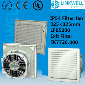 Middle East Market Good Selling Products Thermoduric Plastic Industrial Electrical Air Exchange Fan with Filter (LFB5000) pictures & photos