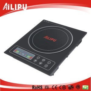 Kitchen Appliance Induction Cooktop with Anti-Skiding Function Sm-18A3 pictures & photos