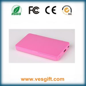 New Gift Rechargeable Battery 5000mAh Power Bank Mobile Charger pictures & photos