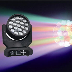 Zoom RGBW 4in1 LED Moving Head Light pictures & photos
