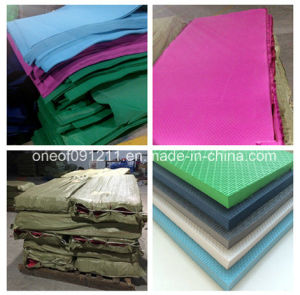 Slipper Sole Material PE Foam Sheet for Shoes pictures & photos