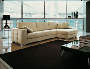 Leather Sofa 7312 pictures & photos