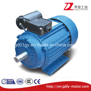 Yy Capacitor Run Single Phase Asynchronous Motor pictures & photos