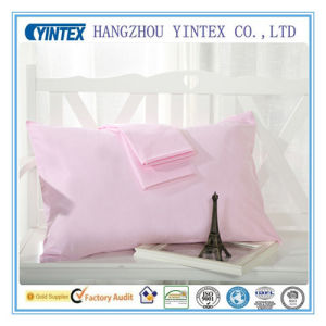 100% Cotton Solid Color Wholesale Pillow Cases pictures & photos