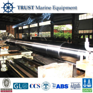 Marine Customized Stainless Steel 304 / 316 Propeller Tail Shaft with CCS, BV Certificate pictures & photos