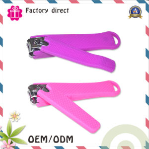 Silicone Nail Clippers, Rubber Nail Clipper, PVC Nail Clipper pictures & photos