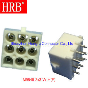 Hrb 6.35 Pitch Wire to Board Connectors Headers pictures & photos