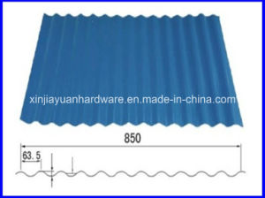 Hot Sale Galvanized Corrugated Roofing Sheet pictures & photos