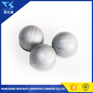 Hot Sale Tungsten Carbide Blank Balls pictures & photos