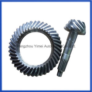 SUV Bevel Gear in Rear Axle Differential (Gear grinding) pictures & photos