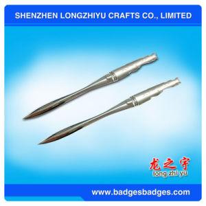 Flat Bookmark Pens Custom Shape Bookmark pictures & photos