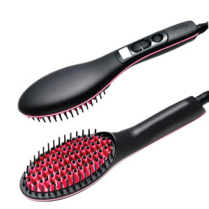 450f Fast Heater Simple Hair Straightener Comb