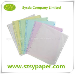 Free Sample Provide Quality Carbonless Copy Paper pictures & photos