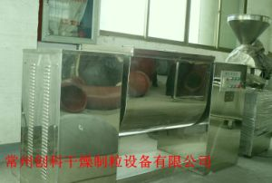 Automatic Trough Type Ribbon Mixer for Dry Powder pictures & photos