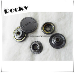 Italy Spring Cap Snap Fastener Button for Clothes pictures & photos