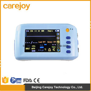 Factory Price Touch Screen Handheld Patient Monitor (RPM-8000B) -Fanny pictures & photos