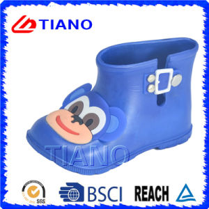 Lovely Outdoor Rain Ankle EVA Boot for Children (TNK60006) pictures & photos