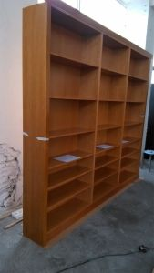 Maple Solid Wood Closets Cabinets pictures & photos
