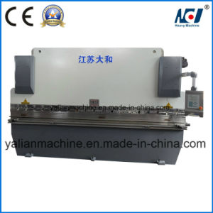Wc67k-80/4000 Wc67k Series CNC Hydraulic Bending Machine