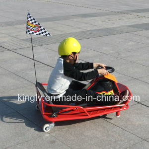 Factory Wholesale 250W Kids Electric Soliding Tricycle pictures & photos