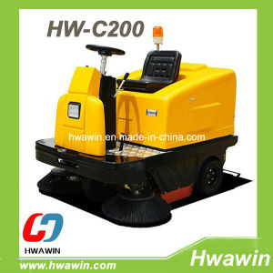 University, Property, Factory, Parking Lot Road Cleaning Sweeper Machine pictures & photos