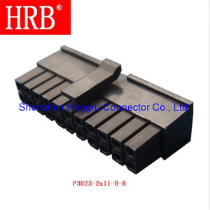 12 Poles Wire to Wire Connector of Hrb Connector pictures & photos