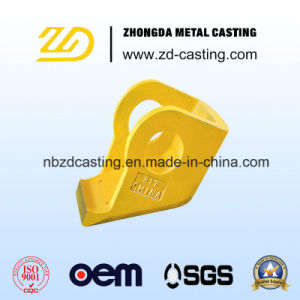 High Quality Alloy Steel Sand Casting for Construction Machinery Parts pictures & photos