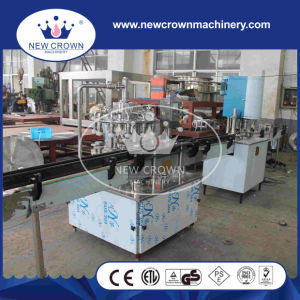 Aluminum Two Pieces Can Filling Machine for Energy Drinking Water pictures & photos