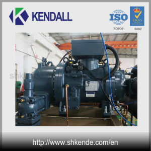 Semi-Hermetic Hanbell Screw Compressor Unit for Middle-Low Temperature pictures & photos