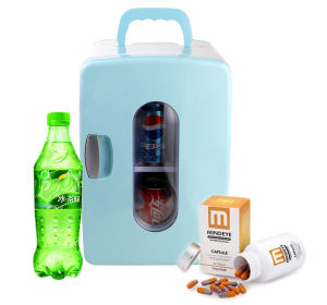 Portable Car Electronic Cooler 12liter DC12V, AC100-240V for Cooling and Warming pictures & photos