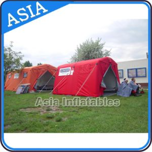 Durable Inflatable Relief Tent, Inflatablered Crosstent, Inflatable Disaster Tent pictures & photos