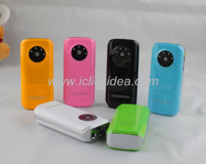 4000mAh Portable Power Bank with Low Price