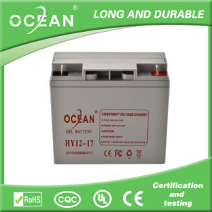 AGM Lead Acid Battery for 12V 17ah UPS Battery