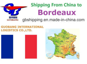 Best Shipping Services From China to Bordeaux