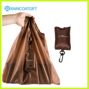 Lightweight Foldable Nylon/Polyester Shopper Bag pictures & photos