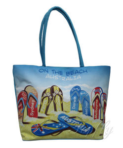 Customized Hawaii Pattern of Outdoor Leisure Tote Sand Bag pictures & photos