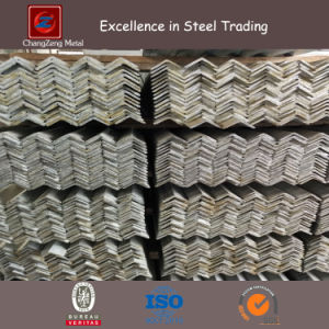 Low Carbon Hot Rolled Steel Angle for Building pictures & photos