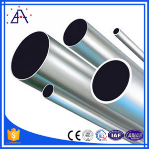 High Quality Anodized Extrusion Aluminum Pipe (BZ-06) pictures & photos