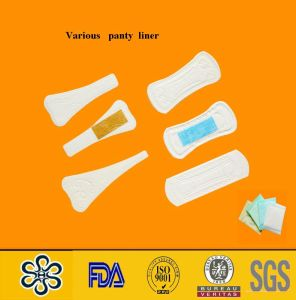 Quanzhou Hecheng Sanitary Pads Napkin Factory, Wholesale Women Minii Pads, Disposable Panty Liner pictures & photos