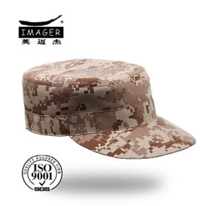 Camouflage Plain Style Military Cap for Outdoor pictures & photos