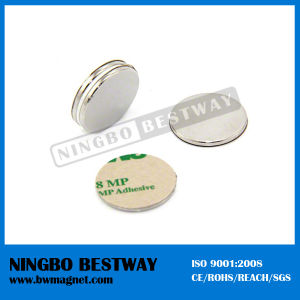Super Disc Round Neodymium Permanent Magnet pictures & photos