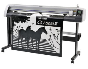 Desktop Cutter Mimaki Cutter Plotters Cg-Sr III Series Cg-130sriii pictures & photos
