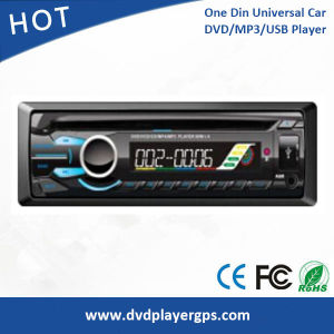 Car Stereo Car MP3 Player with One DIN Detachable Panel pictures & photos