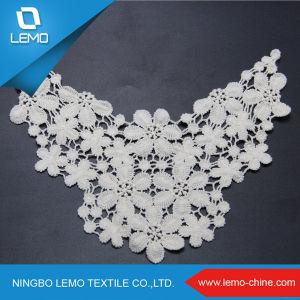 100% Cotton Lace Neck Cotton Lace for Garment pictures & photos